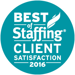 The Medicus Firm Achieves Best of Staffing for 2017
