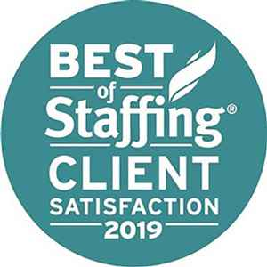 The Medicus Firm WINS CLEARLYRATED'S 2019 BEST OF STAFFING® CLIENT AWARD