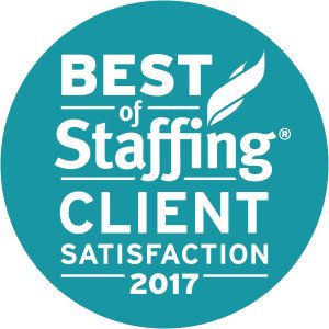 The Medicus Firm Wins 2017 Best of Staffing® Client Award