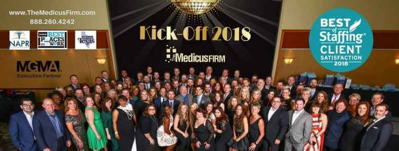 The Medicus Firm Recognized among Best Places to Work in Healthcare 2018