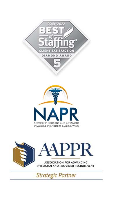 physician staffing awards