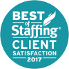 Best client and staffing 2017