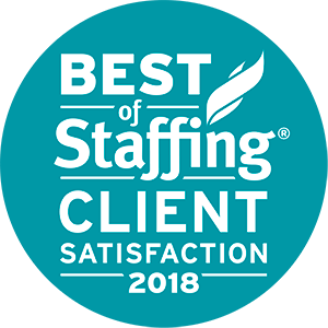 Best client and staffing 2018