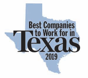 Best Company to work for in Texas